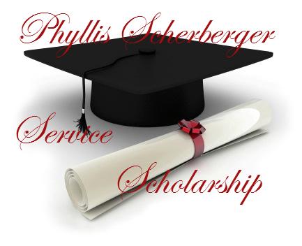 2018-19 Phyllis Scherberger Service Scholarship