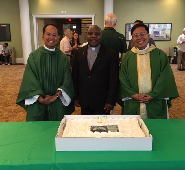 Thank You Dear Parishioners