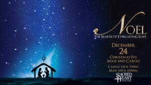Christmas Eve Mass 4pm - 2019