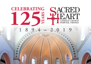 Sacred Heart 125th Anniversary Mass @ Sacred Heart Church